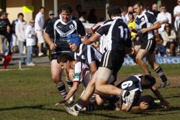 NARRABEEN v VALLEY A RESERVE GRADE